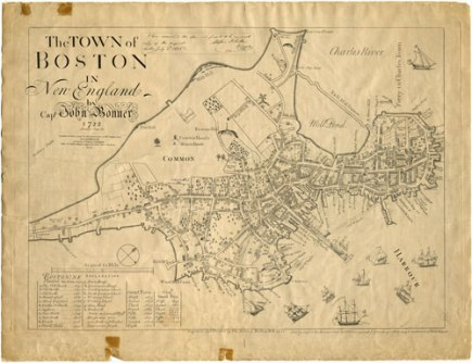 Boston-Bonner-Map